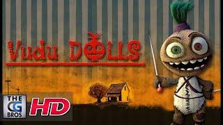 "CGI 3D Animated Short HD: ""Vudu Dolls"" - by Raimondo Della Calce & Riccardo Boccuzzi"
