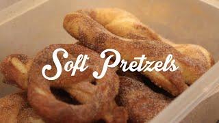 Homemade Soft Pretzels | Jonno