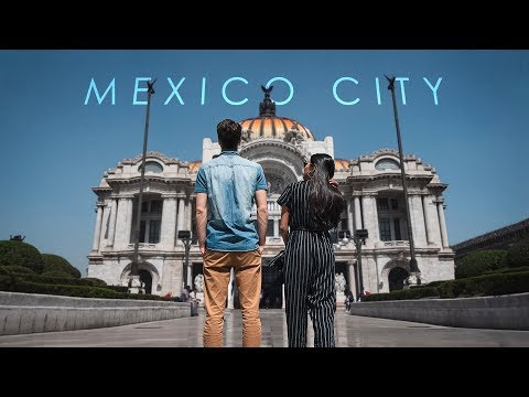 MEXICO CITY BLEW OUR MINDS... | Best city in the world!?