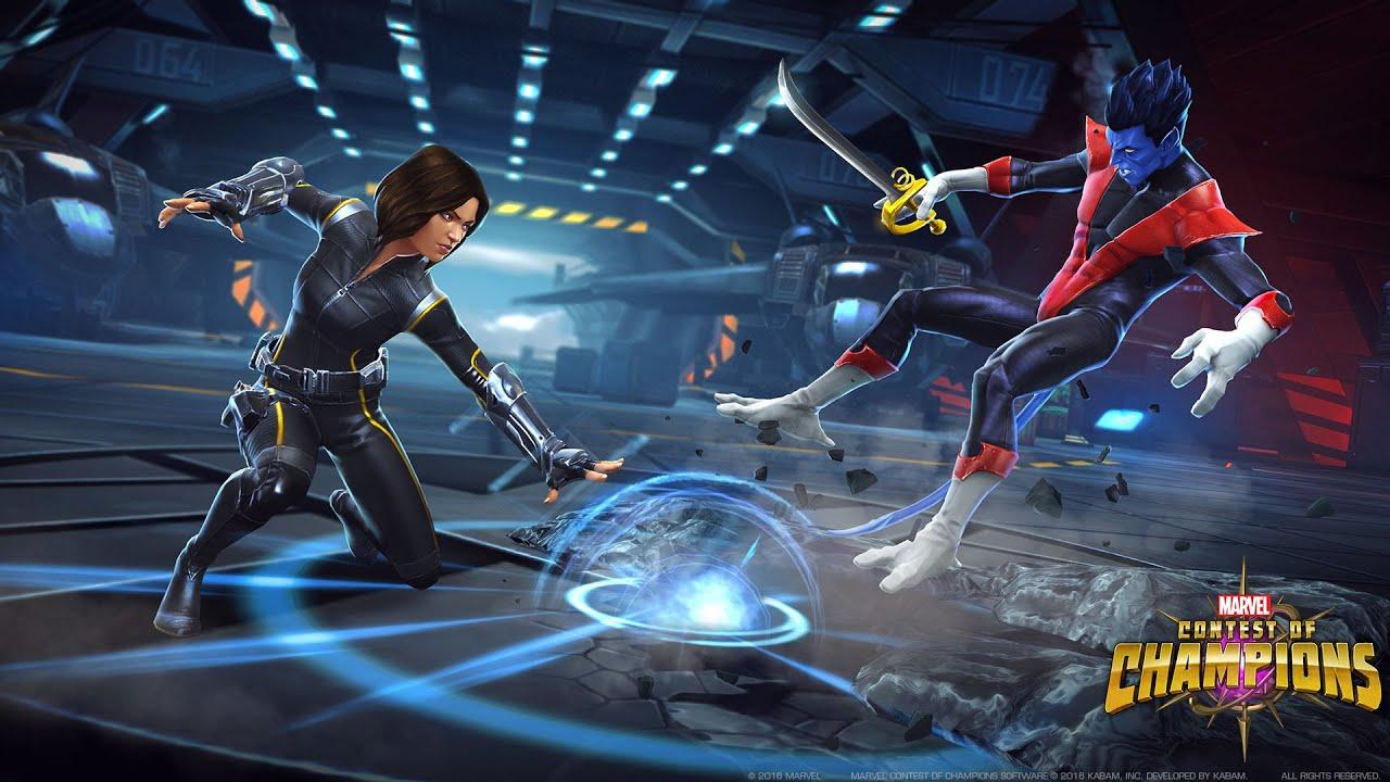 8907fe45 Marvel Contest of Champions Quake Spotlight - YouTube