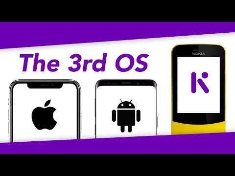 How KaiOS Is Becoming The 3rd Major Mobile OS