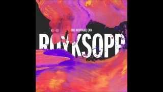 Röyksopp - Compulsion