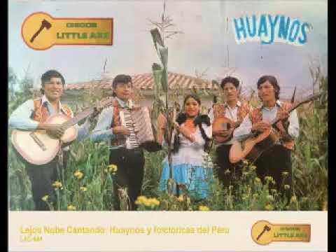 Various – Lejos Nube Cantando: Huyanos Y Folcloricas Del Peru : 60s 70s Latin Traditional Music LP