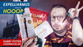 Harry Potter Snacks | For Potterneads