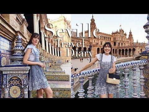 Seville , Spain Travel Diary |  Carolina Pinglo