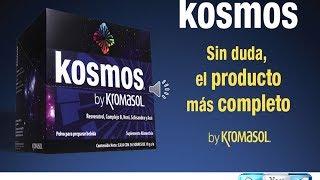 Kosmos by kromasol - Que es y como te ayudara en tu salud
