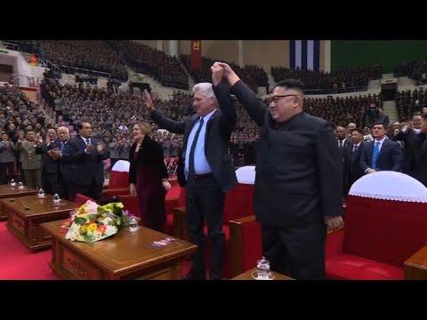 N. Korean leader