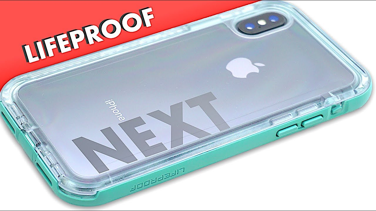 size 40 7e64a 6f1eb LifeProof NEXT Case for iPhone X/XS | Review
