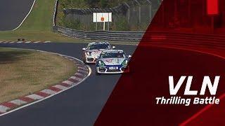 Battle to the finish line   VLN 8