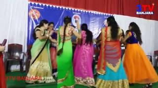 Lambadi Womens and Girls amazing Dance in Teej Festival | 3TV BANJARA