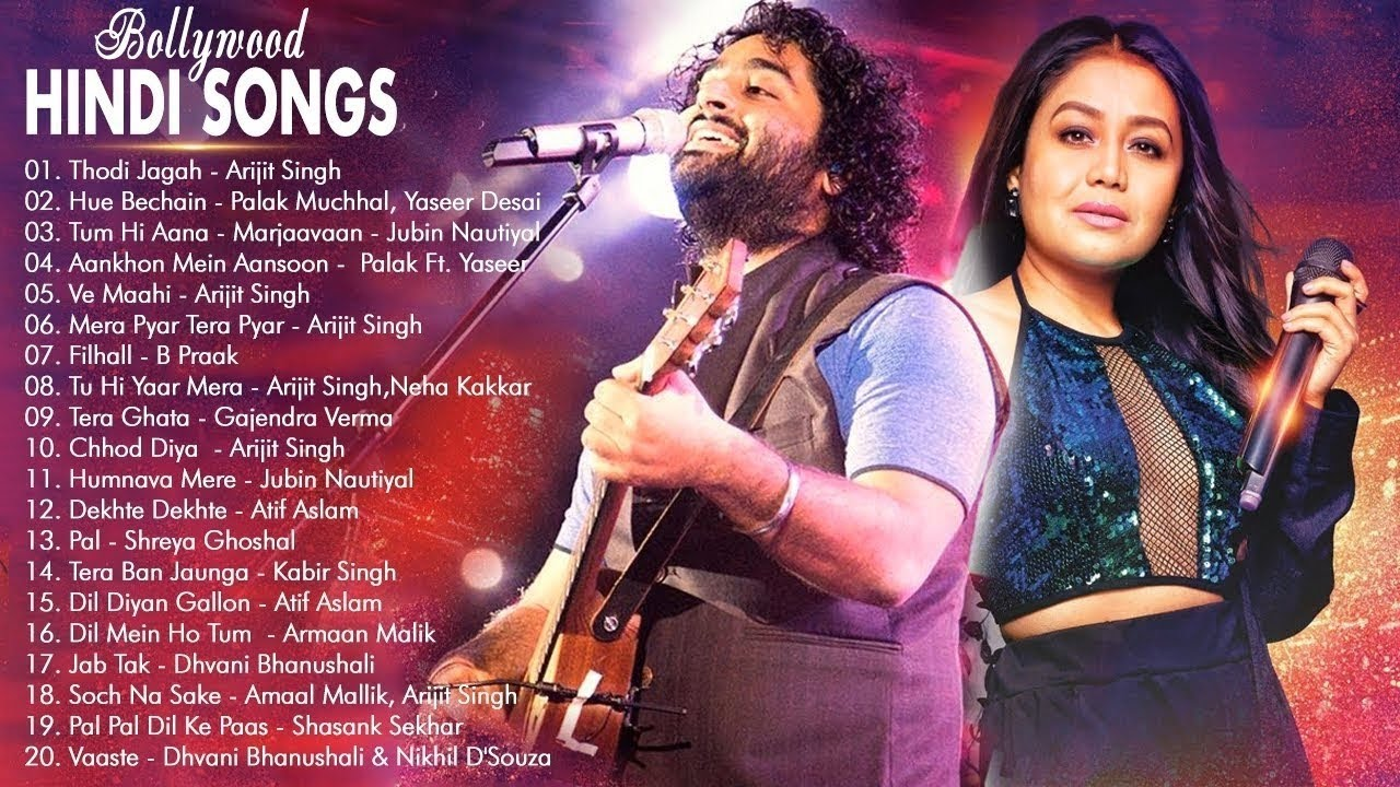 Download Bollywood Hits Songs November 2020 - Arijit singh,Neha Kakkar,Atif Aslam,Armaan Malik💙11/11