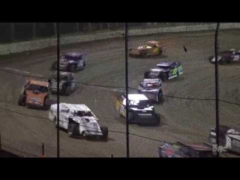Moler Raceway Park | 8.28.15 | Matts Graphics UMP Modifieds | Feature