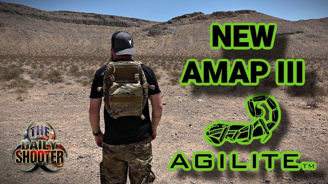 Agilite AMAP III Modular Pack Too Awesome