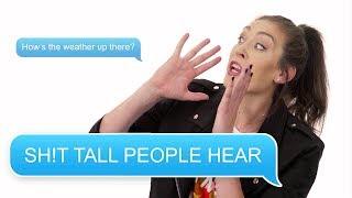 SH!T TALL PEOPLE HEAR: w/Basketball All-StarBreanna Stewart.