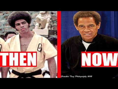 Enter the Dragon 1973 Cast: Then and Now