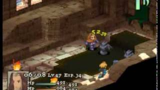 Let's Play Final Fantasy Tactics: Part 91 - vs. Elmdore in Limberry Castle