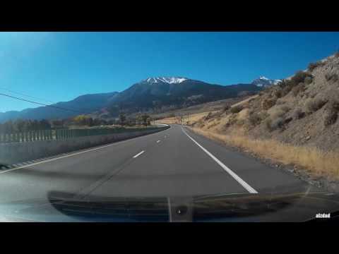 Reno to Carson City NV | The 50 50 Challenge Dashcam