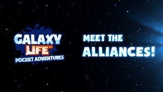 Galaxy Life Pocket Adventures - Alliances