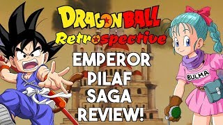 Emperor Pilaf Saga Review | Dragon Ball Retrospective