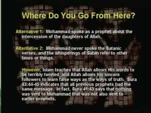 MOHAMMAD'S THREE GODDESSES OF ALLAH: ISLAM'S