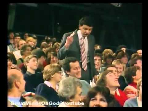 Rowan Atkinson On God