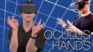 Oculus tracks hands, Valve's Auction disaster, Youtube GIFs