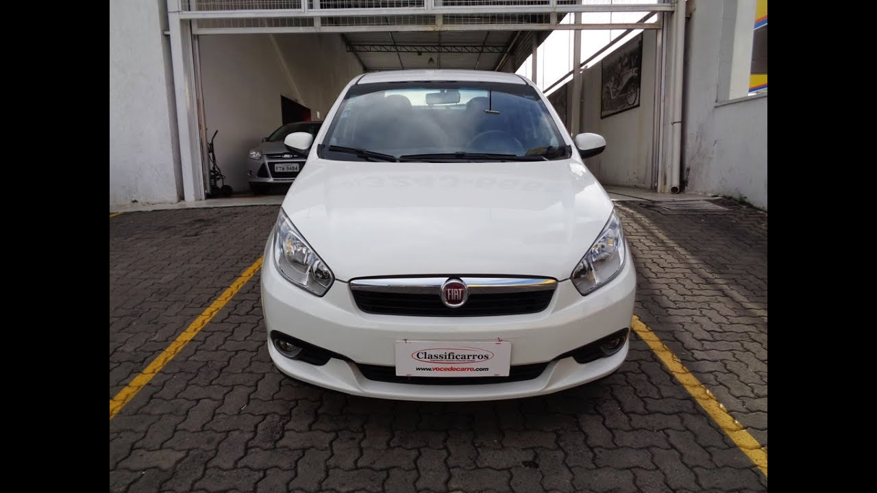Fiat Grand Siena Attractive 1 4 8v  Flex  - 2014