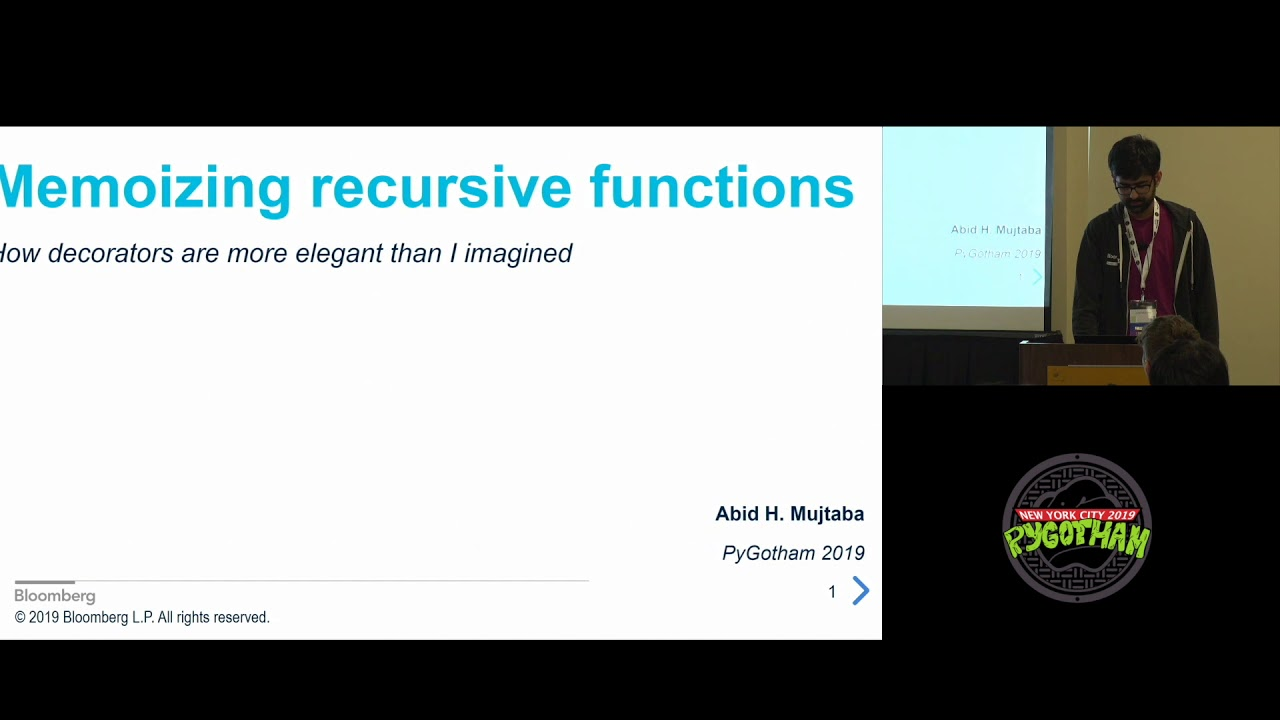 Image from Memoizing recursive functions: How decorators are more elegant than I imagined