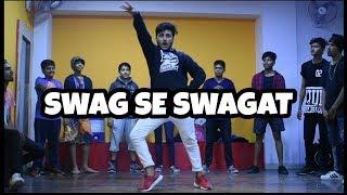 Swag Se Swagat | Dance Choreography | Tiger zinda Hai | Salman Khan | Katrina Kaif
