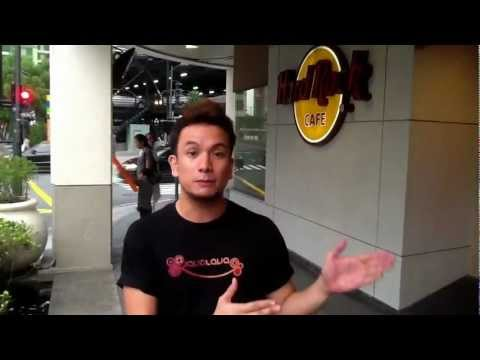 Your Manila tour guide takes you to Ayala Center Makati