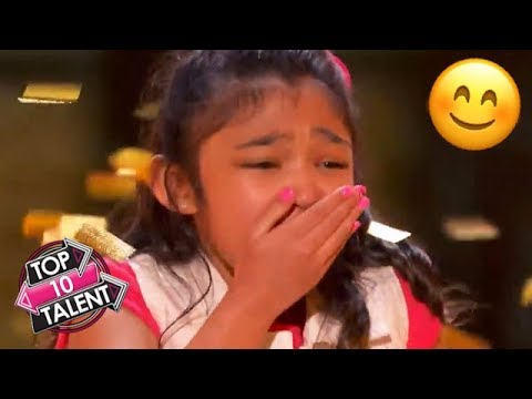 TOP 10 Kid Auditions On Got Talent From Around The World