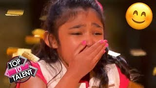 TOP 10 Kid Auditions On Got Talent From Around The World!
