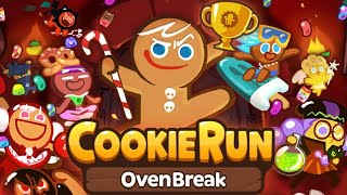 Cookie Run: OvenBreak Full Game Walkthrough (Unlock All Cookies)