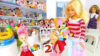 Маленька Ябеда або Як Сабріна Здала Однокласницю Мультик Ляльки #Барбі Про Школу Іграшки