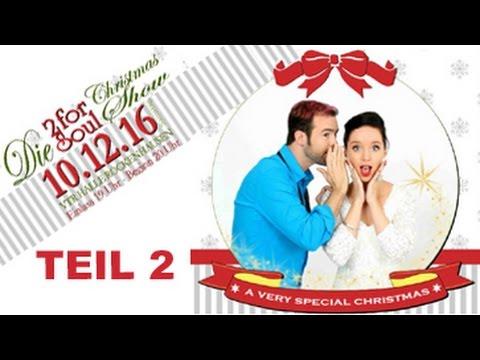 """Endlich das richtige Outfitt!?!?!?????"" - Joe Klein bei der 2 for Soul Christmas Show 2016"