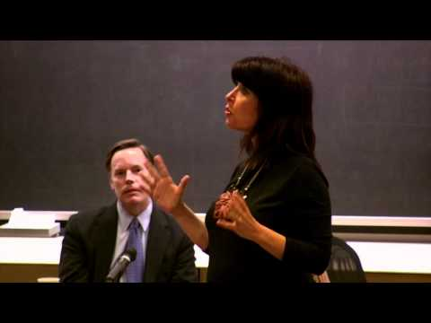MK Dr. Einat Wilf - Lecture at the Harvard Kennedy School P1