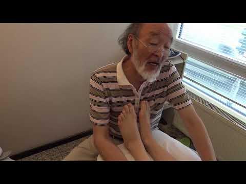135.척추협착증 ?Bandscheibervorfall 고통 속에 4년간 약품,주사,수술 없이  견디다. 한번 스본,스도 후에 80-90% 없어짐 왜 ?이렇게 빨리  기적 ?