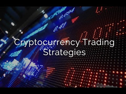 Living off cryptocurrency trading