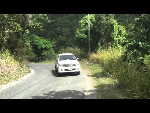 Newcastle soldier guard Blue Mountains - January 2016 Jamaica