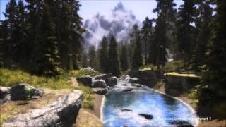 Skyrim Console Settings VS Pc Modded (Environment)