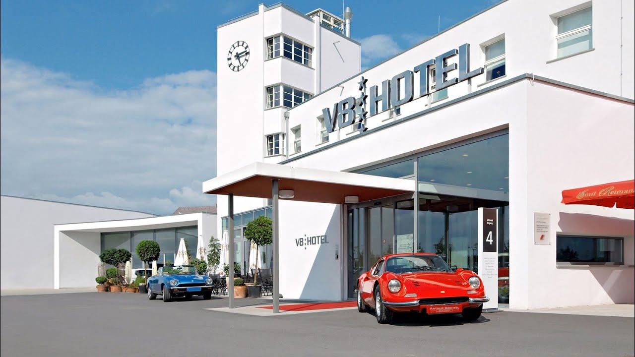 V8 hotel extended cut youtube for Designhotel stuttgart
