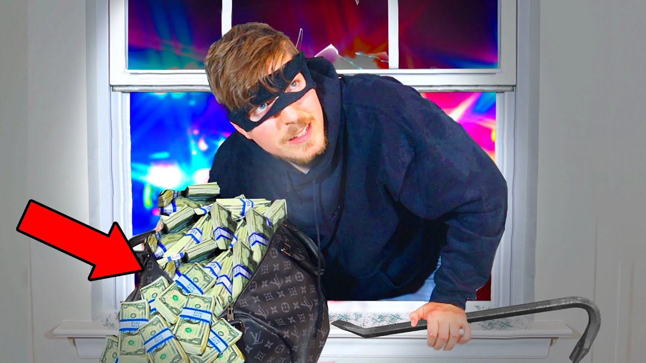 I Broke Into A House And Left $50,000