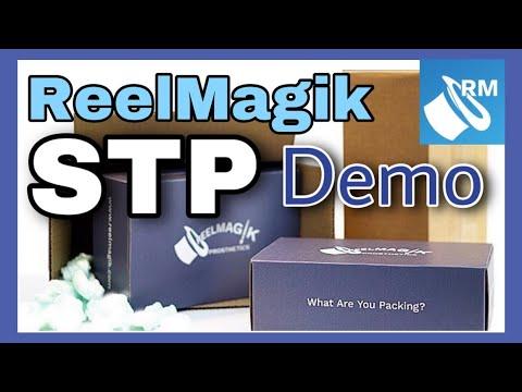 Reelmagik Uncut STP Working Demonstration
