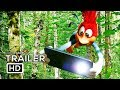 WOODY WOODPECKER Official Trailer (2018) Live-Action Animated Comedy Movie HD