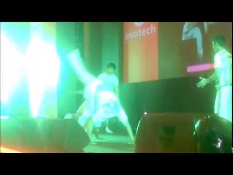 VIVA BRAZIL Capoeira Indonesia & friends show for evotech performance