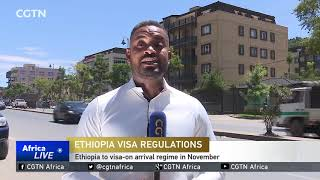 Africans to receive visa on arrival in Ethiopia from next month