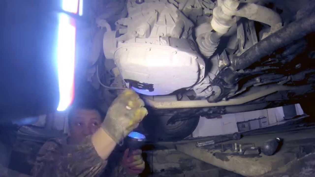 Промывка форсунок и замена топливного фильтра на Toyota Vitz