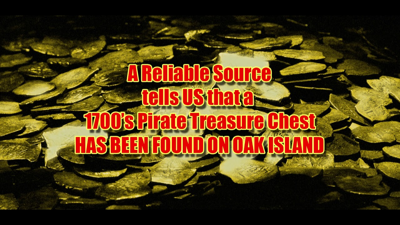 The Curse Of Oak Island Find Anything