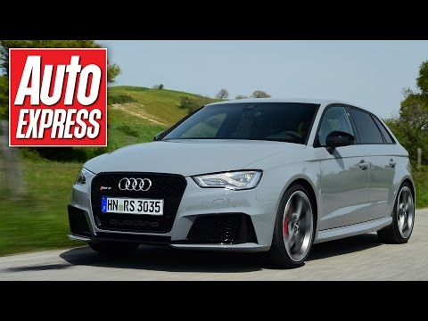 New Audi RS3: behind the wheel of 362bhp hyper-hatch