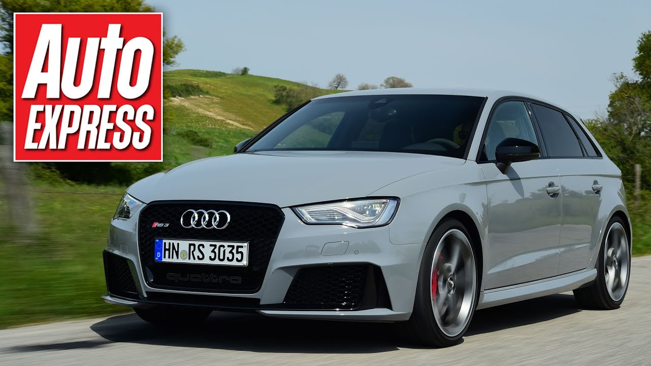 New Audi RS Behind The Wheel Of Bhp Hyperhatch YouTube - Audi r3